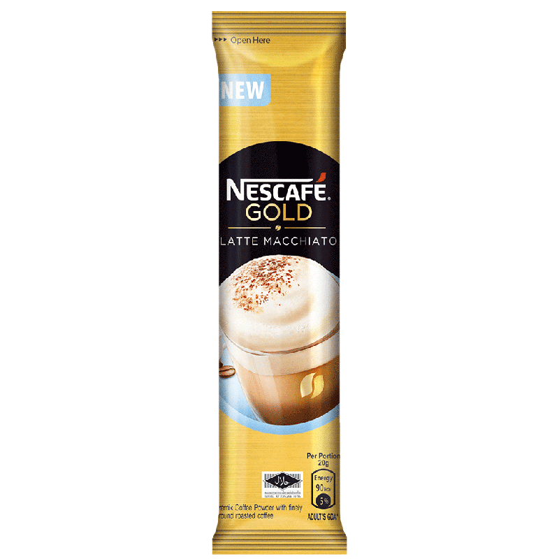 Buy Nescafe Gold Latte Macchiato: Cold Tea, Coffee Online